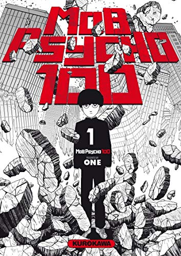 Mob psycho 100. 1 / presented by One ; traduction, Frédéric Malet.