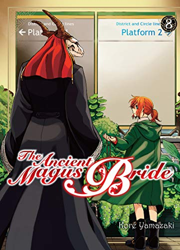 The ancient magus bride. 8 |