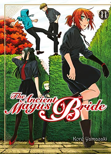 The ancient magus bride. 11 |