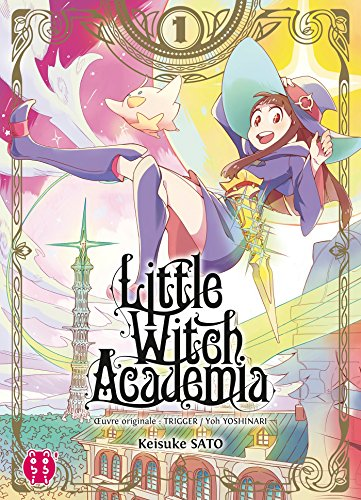 Little Witch Academia. 1 |