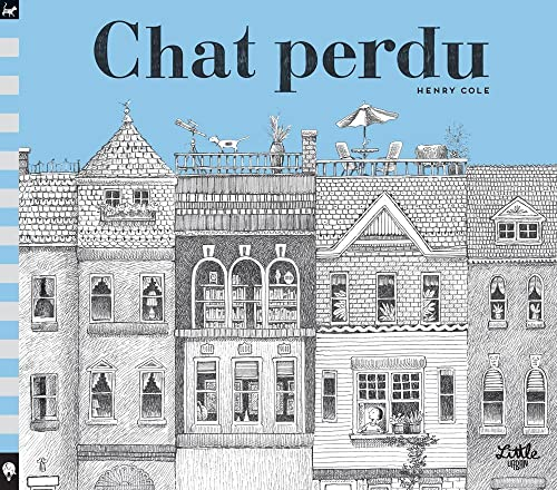 Chat perdu / Henry Cole.