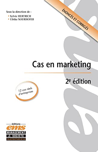 Cas en marketing |