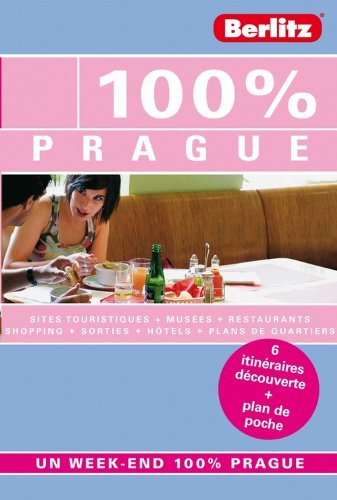 100 % Prague, Guide de voyage