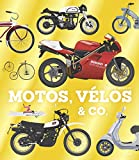 Motos, vélos & Co. | Murray, Joseph (1983-....). Illustrateur