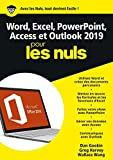 Word, Excel, PowerPoint, Access & Outlook 2019 | Gookin, Dan (1960-....). Auteur