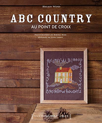 ABC country au point de croix
