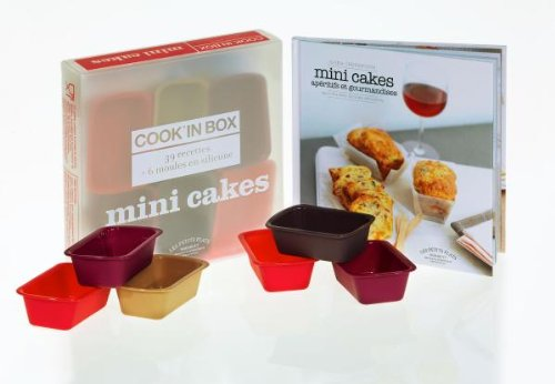 Cook'in box - mini cakes