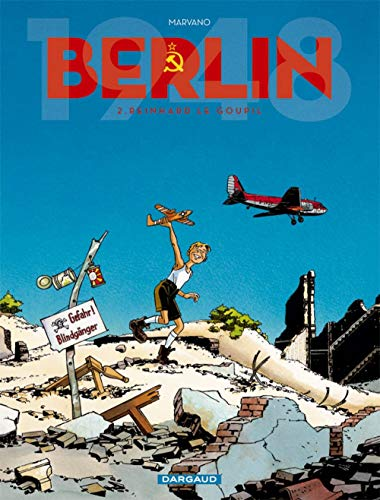Berlin, Tome 2 : Reinhard le goupil