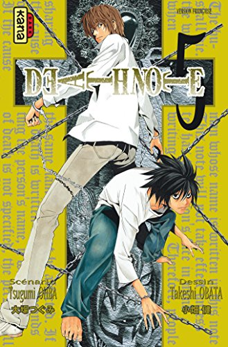 Death note, t.5 |