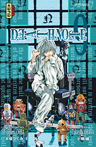 Death Note, Tome 9