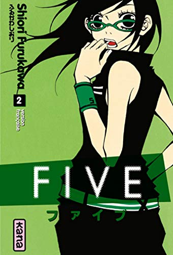 Five, Tome 2
