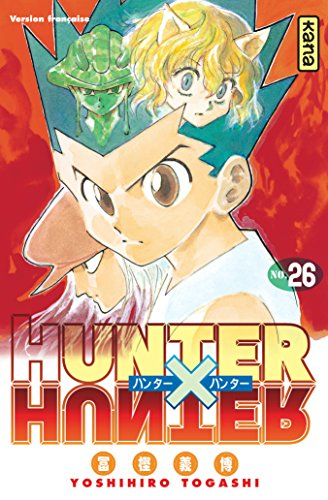 Hunter X Hunter, Tome 26 :