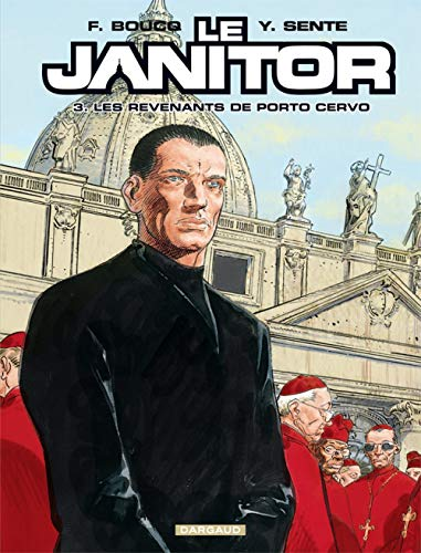 Le Janitor, Tome 3