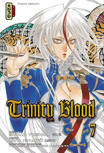 Trinity Blood, Tome 7 :