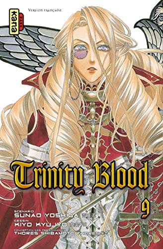 Trinity Blood, Tome 9 :