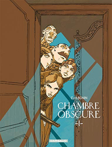Chambre obscure. 1 / Cyril Bonin.