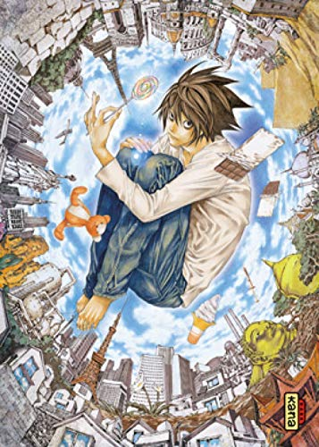 Death Note Roman, tome 2 : L change the world