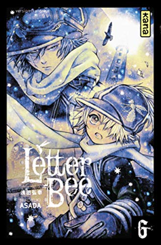 Letter Bee, Tome 6 :