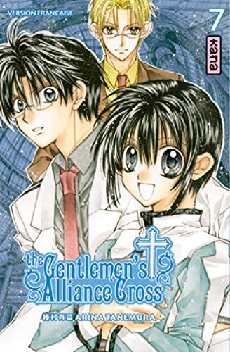 The Gentlemen's Alliance Cross, Tome 7