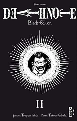 Death Note, tome 2 : Black édition