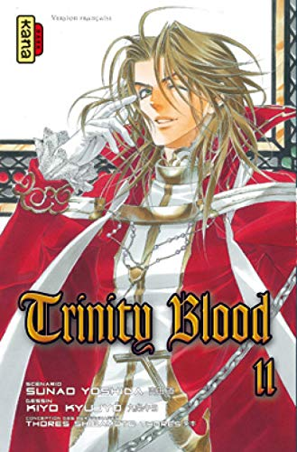 Trinity Blood, Tome 11 :