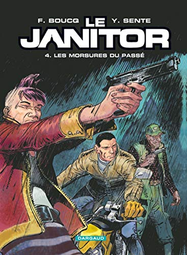 Le Janitor, Tome 4