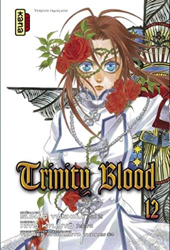 Trinity Blood, Tome 12