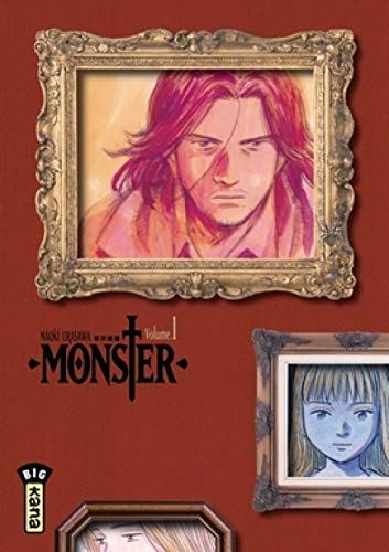 Monster Intégrale Luxe volume 1 regroupant tomes 1 et 2