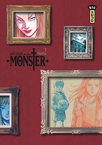 Monster Intégrale Luxe volume 2 (regroupant tomes 3 et 4)