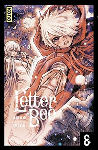 Letter Bee, Tome 8