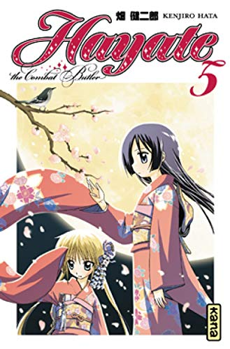 Hayate The Combat Butler, Tome 5 :