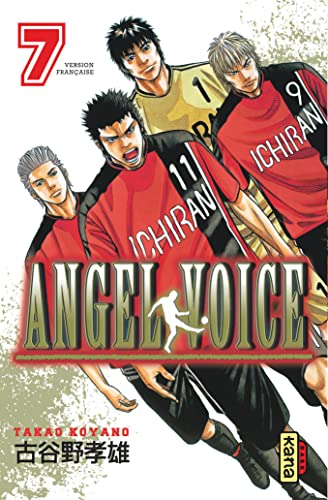 Angel voice, Tome 7 :