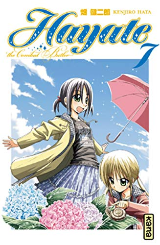 Hayate The Combat Butler, Tome 7 :