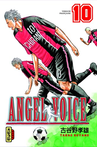 Angel voice, Tome 10 :