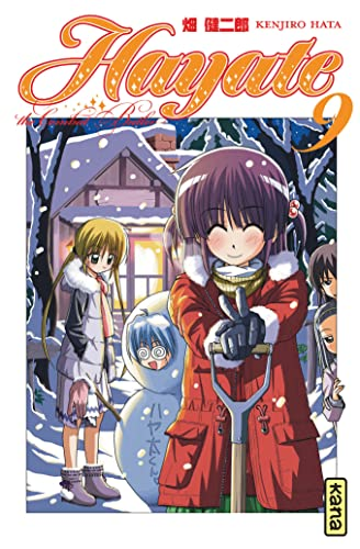 Hayate The Combat Butler, Tome 9 :