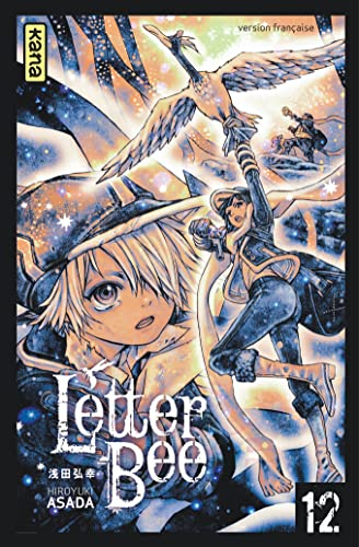 Letter Bee, Tome 12 :