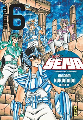 Saint Seiya Ultimate Edition : Tome 6