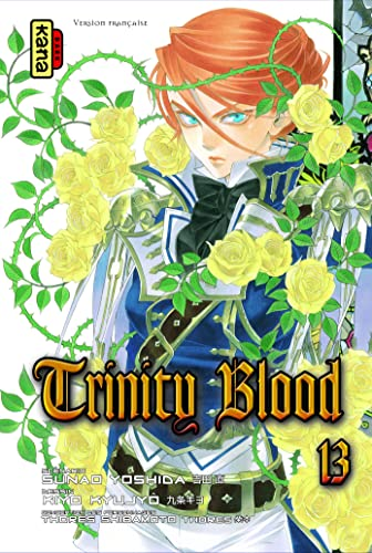 Trinity Blood, Tome 13 :
