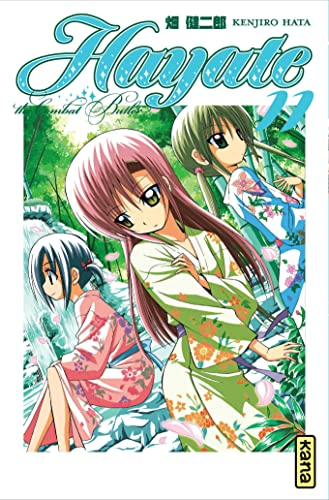 Hayate The Combat Butler, Tome 11 :