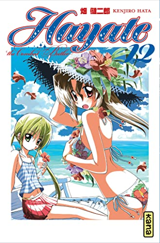 Hayate The Combat Butler, Tome 12 :