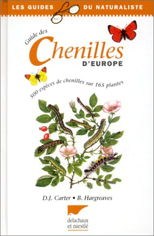 Guide des chenilles d'Europe