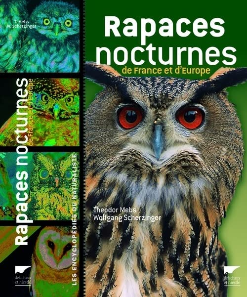 Rapaces nocturnes : De France et d'Europe