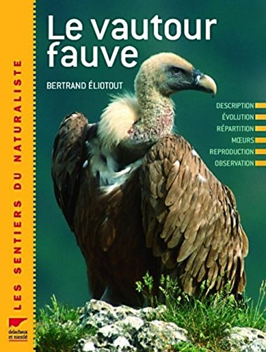 Le vautour fauve : Description Evolution Répartition Reproduction Observation Protection