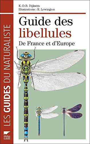 Guide des libellules de France et d'Europe