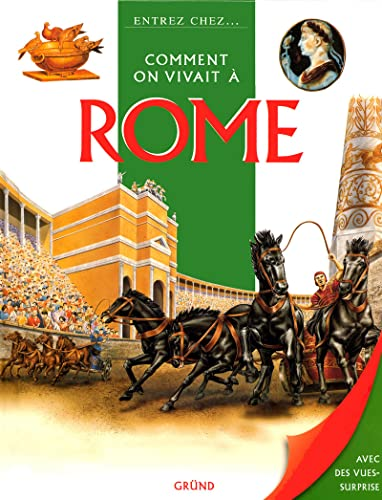 Comment on vivait à Rome
