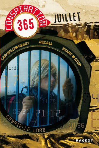 Conspiration 365, Tome 7