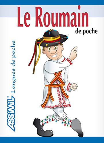 Le Roumain de poche ; Guide de conversation