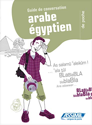 Arabe egyptien de poche