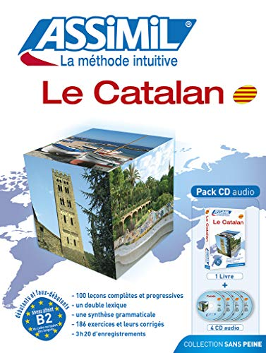 Pack CD Catalan (Livre + 4 CD Audio)