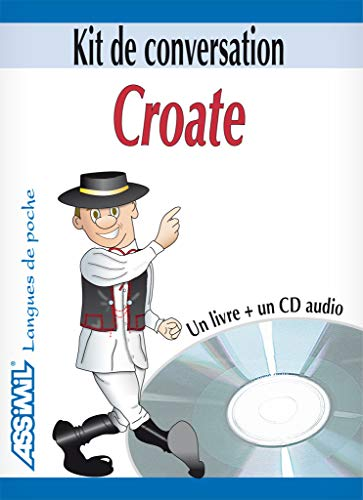 Croate ; Guide + CD Audio